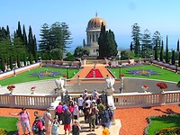 Baha'i - Haifa - Photo Victor Galambos